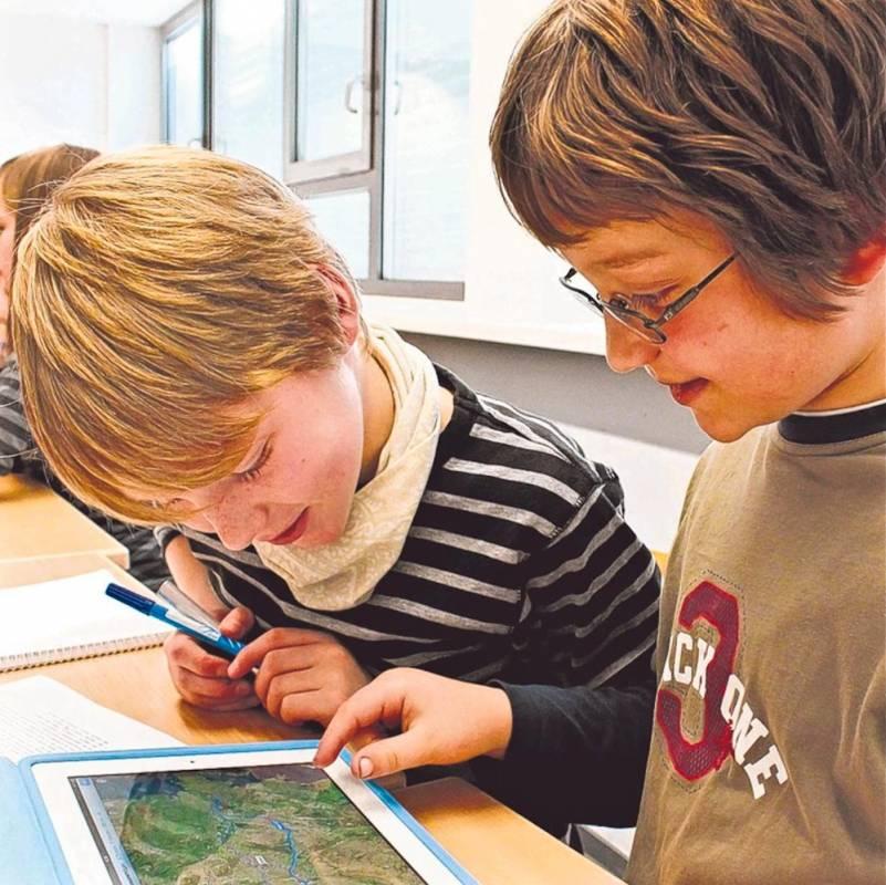 iPad-Nutzung 2