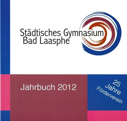 Titelbild Jahrbuch 2012