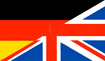 deutschland england wo