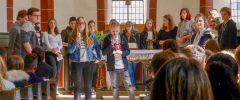 Religiöse Schulwoche erfolgreich