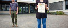 1. Preis für Facharbeit von Amelie Flesch
